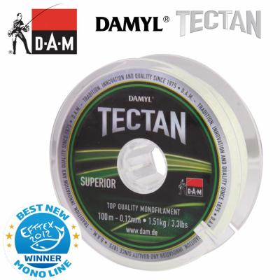 D.A.M TECTAN SUPERIOR 100M 0,28MM 6,85KG