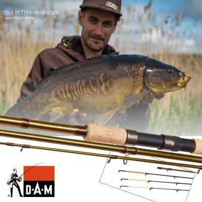 D.A.M METHOD FEEDER BOT 3,6M UP TO 60G