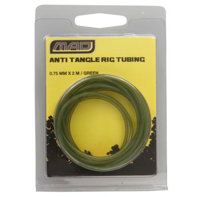D.A.M MAD ANTI TANGLE RIG TUBING 0,75mm GREEN