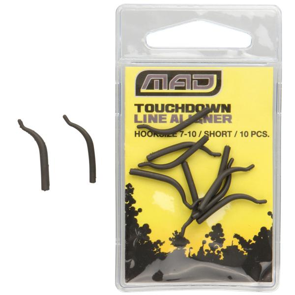 D.A.M MAD TOUCHDOWN ALIGNER BLACK - HOOK SIZE 7-10 LONG