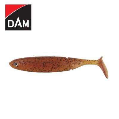 D.A.M FZ SHAD APPLE SEED 70MM 10DB/CS