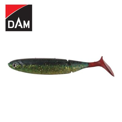 D.A.M FZ SHAD FIRE TIGER 70MM 10DB/CS