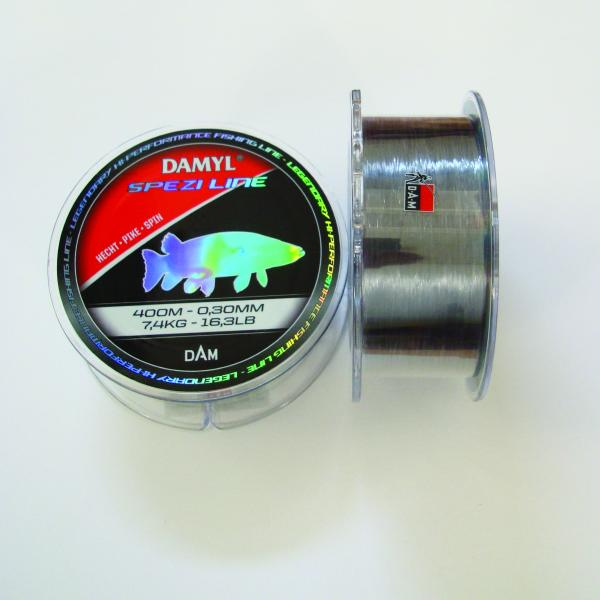 D.A.M SPEZI LINE PIKE SPIN 300M 0,35mm 9,9kg