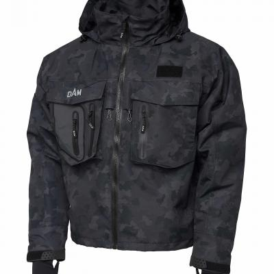 D.A.M CAMOVISION WADING JACKET XL